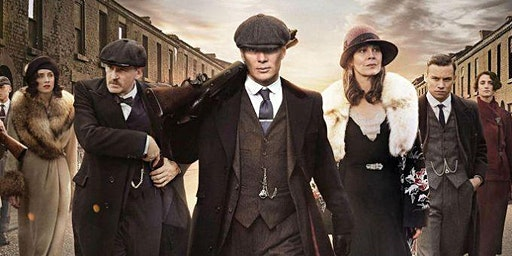 Peaky Blinders New Years Eve Charity Event @ The Victory Inn