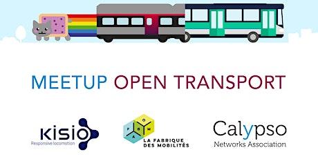 London Open Transport Meetup tickets