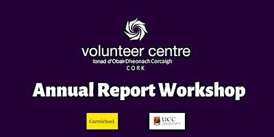 Preparing an Annual Report - Workshop (Cork City)