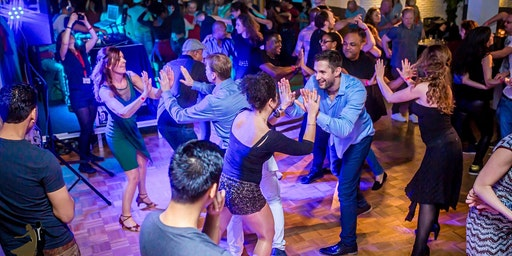 Leiden Cuban Salsa Party met Top DJ Diego de Alemania!