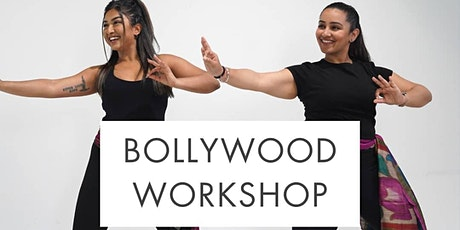 BOLLYWOOD DANCE WORKSHOP tickets
