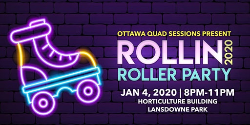 ROLLIN' 2020 Roller Party - Live DJ