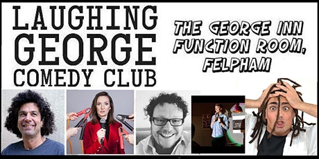 Laughing George Comedy Club February 7th 2020 tickets