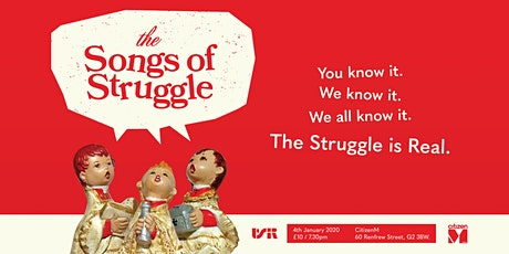 Songs of Struggle tickets