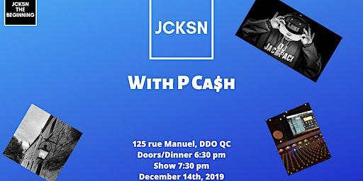JCKSN - Live Show