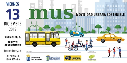 MUS. Movilidad Urbana Sostenible.