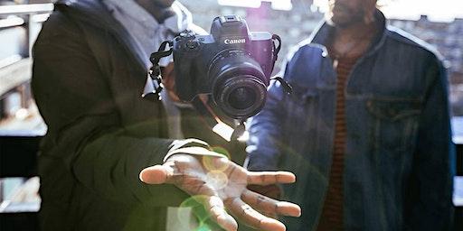 Canon EOS M50 brukerkurs