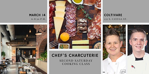 Cooking Class: Chef's Charcuterie