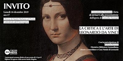LA CRITICA E L'ARTE DI LEONARDO DA VINCI