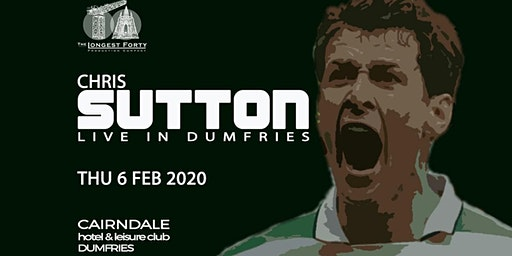 An Evening with Chris Sutton