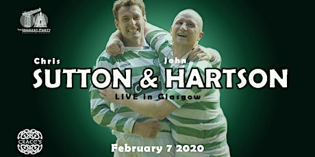 Sutton & Hartson - Live in Glasgow tickets