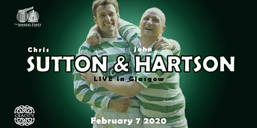 Sutton & Hartson - Live in Glasgow