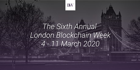 London Blockchain Week 2020 tickets