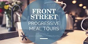 Central Front Street Progressive Meal Tour