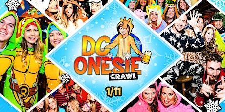 DC Onesie Crawl 2020 (Washington, DC) tickets