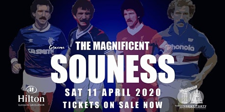 An Evening with The Magnificent Graeme Souness tickets