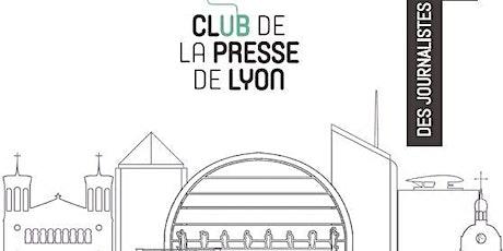 Fête de l'Annuaire 2020 du Club de la presse de Lyon billets