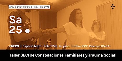 Taller SECI de Constelaciones Familiares y Trauma Social