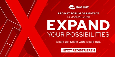 Red Hat Forum Germany Tickets