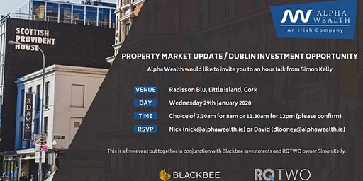 Property Market Update/Dublin Investment Opportunity