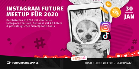Instagram Future Meetup 2020 Tickets