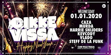 Dikke Vissa - Happy New Year tickets