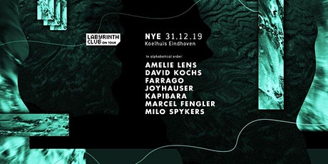 NYE with Amelie Lens at Koelhuis Eindhoven tickets