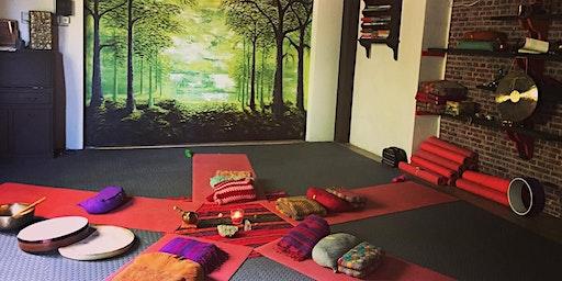 Reiki 1 & Yoga