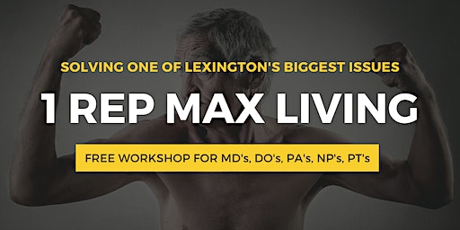 Solving One of Lex's Biggest Issues: 1 Rep Max Living