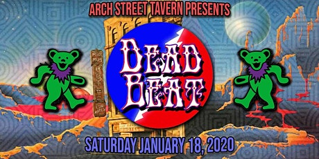 DeadBeat at Arch St. Tavern Hartford, CT 1/18/20 tickets