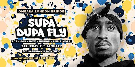 Supa Dupa Fly x Omeara tickets