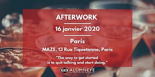 Afterwork AlumnEye #39 - Paris