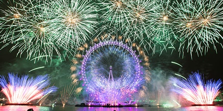 NEW YEARS EVE FIREWORKS LONDON tickets