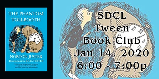 Tween Book Club: January