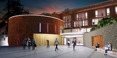 RIBA Hampshire AGM/West Downs Campus talk, Winchester tickets