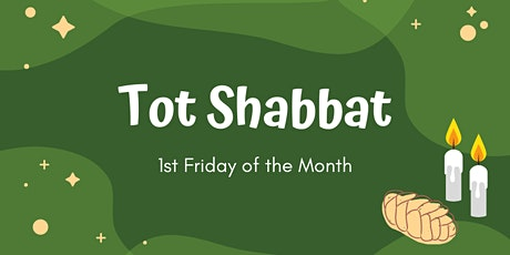 Tot Shabbat Dinner tickets