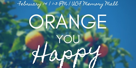 Orange You Happy tickets