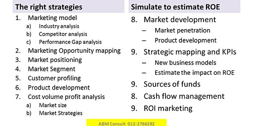STRATEGI PEMASARAN :  Mencipta kelebihan menakluk pasaran