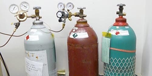 Compress Cylinders