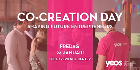 CO-CREATION DAY tickets