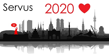 Open Office SPECIAL: Servus 2020! Tickets