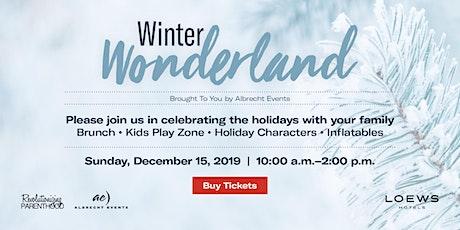 Winter Wonderland 2019 / Breakfast with Santa tickets