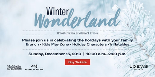 Winter Wonderland 2019 / Breakfast with Santa