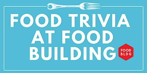 FOOD TRIVIA @ FOOD BUILDING