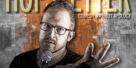 Steve Hofstetter: Comedy Without Apology tickets