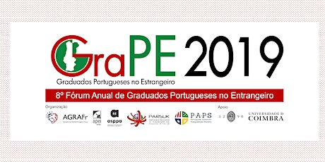 8º Fórum Anual GraPE 2019 tickets