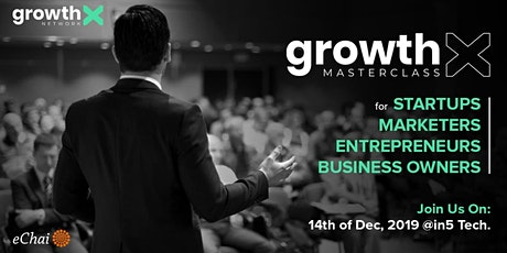 eChai Growth X Masterclass in Dubai tickets