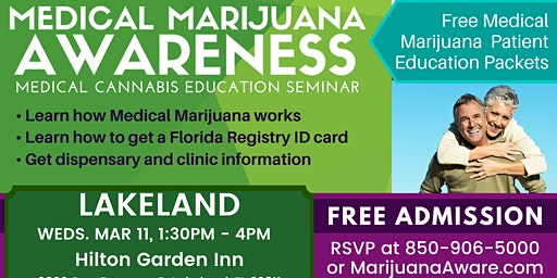 Lakeland - Medical Marijuana Awareness Seminar