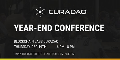 CuraDAO Year End Conference tickets