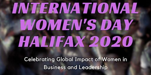 International Women's Day Halifax 2020